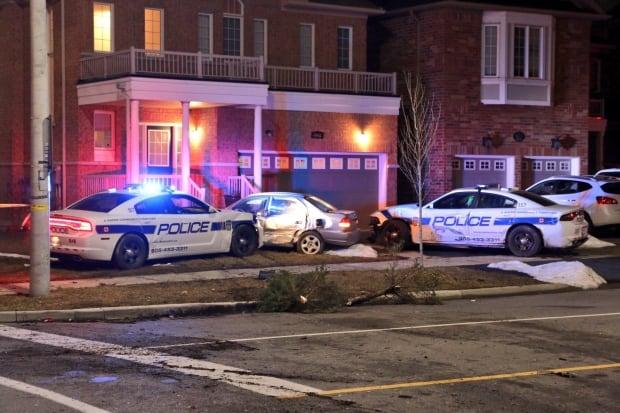 peel police crash