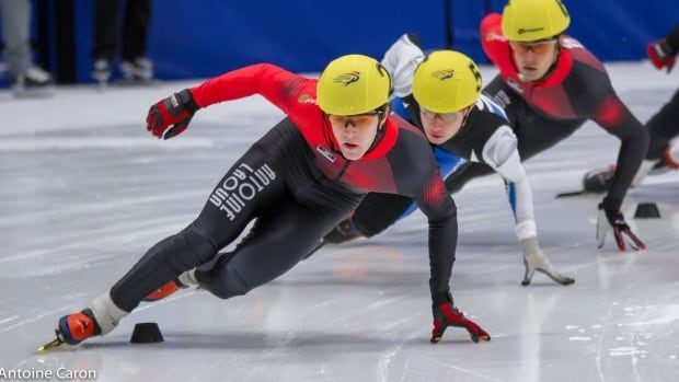 Fredericton will host the 2016 Canadian Junior Open Selection for speed skating from March 17-20. Brendan Corey of Fredericton is ranked No.1 leading up to the competition in his home town.