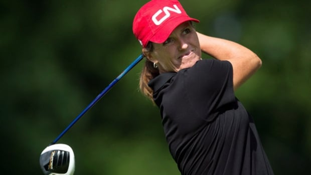 Lorie Kane of Charlottetown headlines this year's class for the Canadian Golf Hall of Fame.
