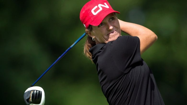Lorie Kane 1 of 8 Canadians at U.S. Senior Women's Open