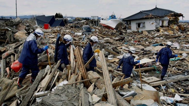Fukushima 5 years later: 2011 disaster by the numbers | CBC News