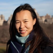 MIT researcher Amy Zhang