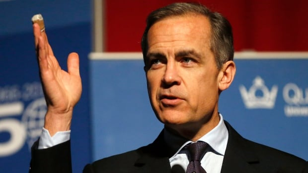 Mark Carney said Britain leaving the EU  would 'without question' cost London jobs in the short run, but the Canadian central banker was careful to not pick a side in the debate.