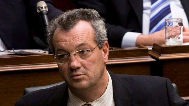 MPP Randy Hillier, seen here in 2009, is calling on the provincial Liberal government to do more to combat domestic violence.