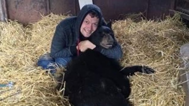 Mark is a 29-year-old man from Dorintosh, Sask. who is the heart and soul of Healing Haven wildlife rehabilitation.