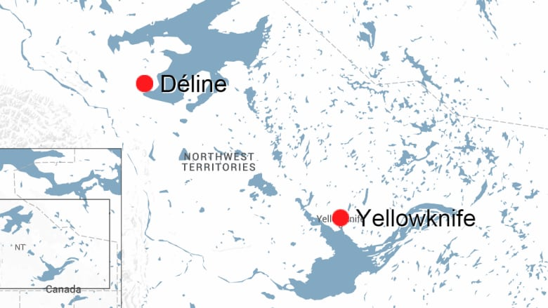 Not your typical road trip: Drivers come across 'huge' ... Ice Roads Yellowknife Canada Map on ice road nwt map, yellowknife nwt map, yellowknife and hay river, yellowknife alaska, yellowknife northwest territories map,