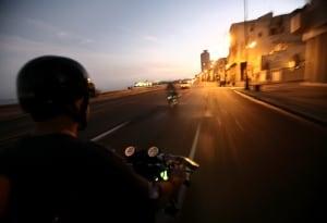 CUBA motorcycle
