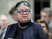 Canadians with disabilities and their families are raising concerns about how the Canada Revenue Agency applies tax credits. Pictured: Canada's Revenue Minister Diane Lebouthillier, 2016.