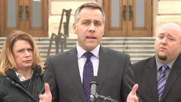NDP Leader Cam Broten has some ground to make up in Saskatchewan's provincial election.