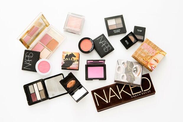 Expensive makeup