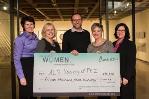 100 Women Who Care PEI