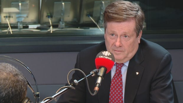 Toronto Mayor John Tory says the current system used by the city for the online registration of recreational programs is 18 years old and a new one is needed.