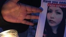 Delaine Copenace vigil March 8, 2016