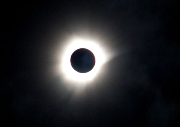 Indonesia Total Solar Eclipse