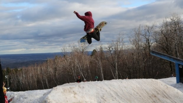 Temperatures have been milder than normal this winter, but all ski hills in New Brunswick remain open for the March break, including Crabbe Mountain in Central Hainesville.