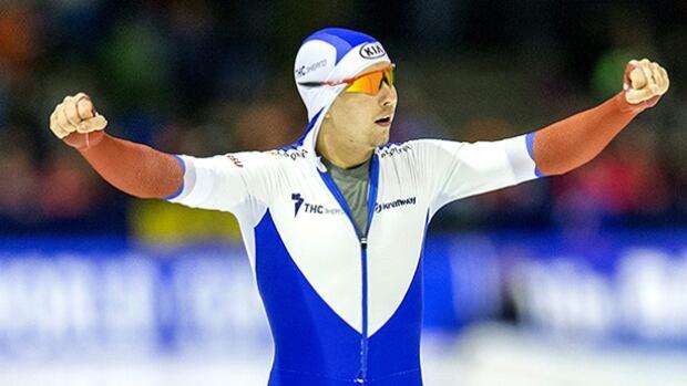 Russian speed skater Pavel Kulizhnikov, a reigning world sprint champion, tested positive for meldonium.