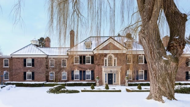 Conrad Black is looking to sell his Bridle Path property, which has been in the family for 65 years.