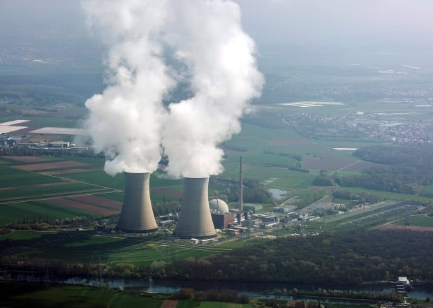 Germany Nuclear Shutdown
