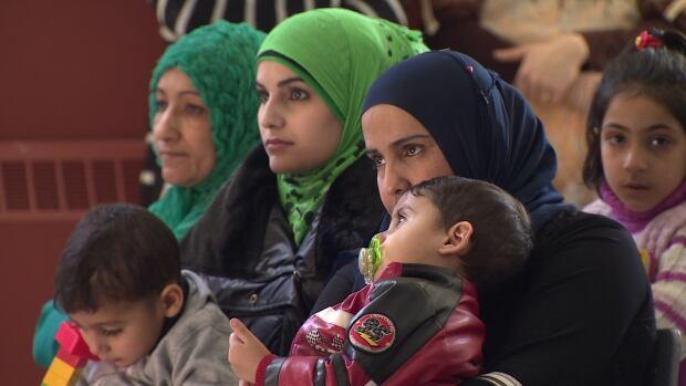 Newfoundland Syrian Refugees