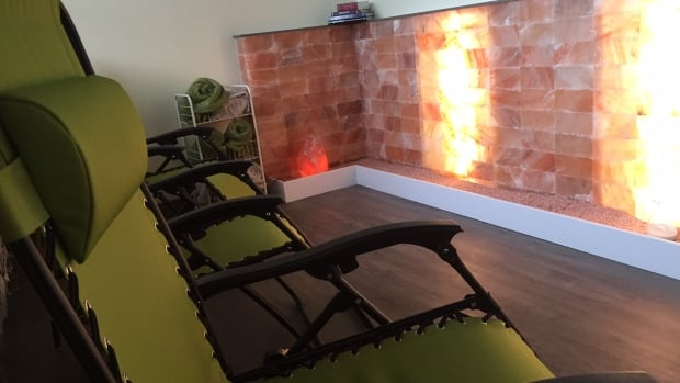 Exclusive Wellness in Saskatoon is offering salt therapy that it says will help with ailments ranging from the common cold to skin conditions.