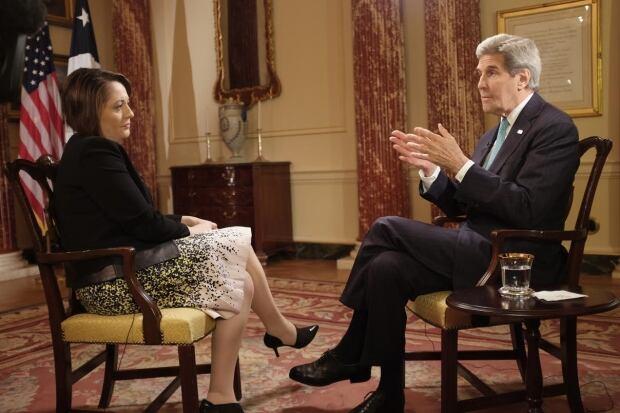 John Kerry, Rosemary Barton