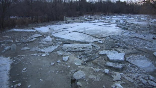 The Saskatchewan Water Security Agency is adjusting water levels through the Qu'Appelle River basin, which could lead to ice dangers on many bodies of water.