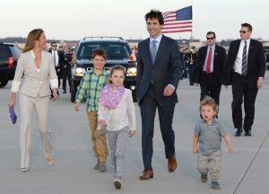 Trudeau U.S. visit
