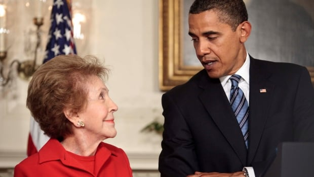 Many on Twitter seem to think the president is skipping Nancy Reagan's funeral to attend the SXSW Music Festival. He'll be delivering a speech at SXSW Interactive, not quite the same.
