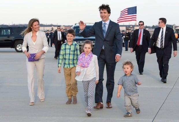 Trudeau US 20160309