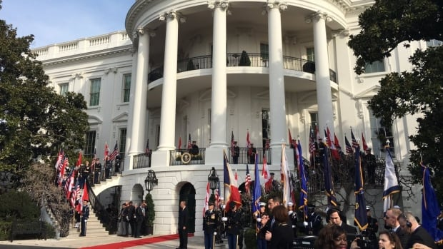Follow Kitchener's Taylor Jone's adventures in Washington, D.C. as he documents Prime Minister Justin Trudeau's White House visit.