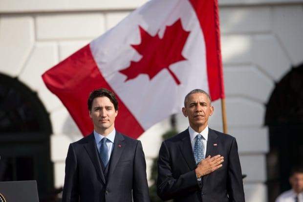 Obama US Canada
