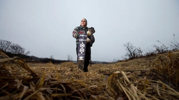 Myeengun Henry, Chief of the Chippewas of the Thames First Nation, wants to build a sustainable living project and tourism community on the reserve.