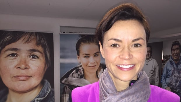 Maliina Abelsen, the general manager for the 2016 Arctic Winter Games, says that she hopes one of the lasting legacies of the event will be a strong volunteer base both in Nuuk and across Greenland.