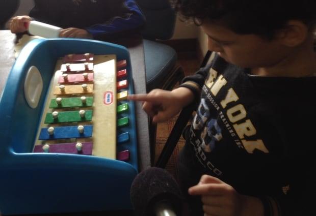 syrian refugee playgroup radisson ottawa hotel