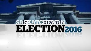 Saskatchewan election 2016