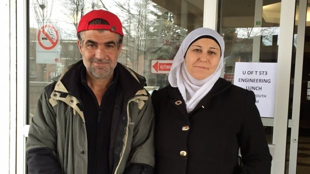 Ahmed Haj Ali and Manal Almoor say they are worried they won't be able to find affordable housing in the Greater Toronto Area.