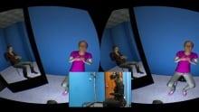 Virtual reality depression treatment