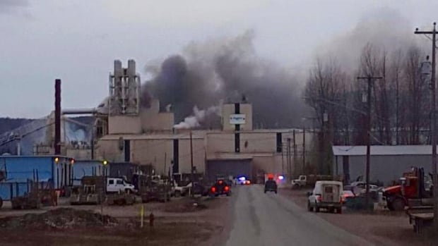 Safety officials say a fire and explosion at West Fraser's WestPine MDF plant, Wednesday, could have been catastrophic.