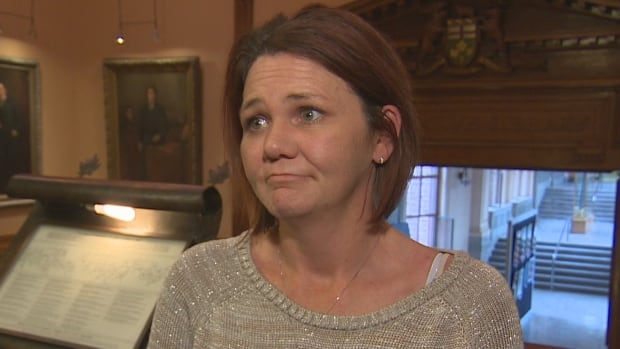 Stephanie Reid, the mother of a 10-year-old boy from Peterborough, tells CBC News her son needs the help currently being provided by the province.