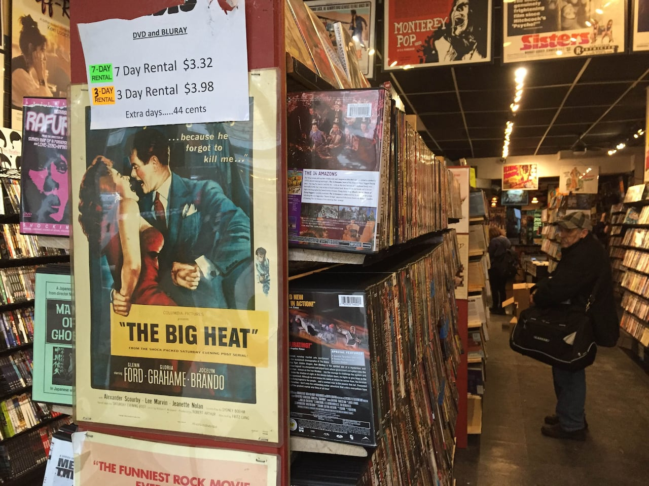 Why the video store isn't extinct - yet | CBC News