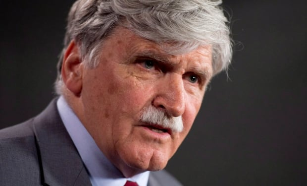 Dallaire Retires 20140528