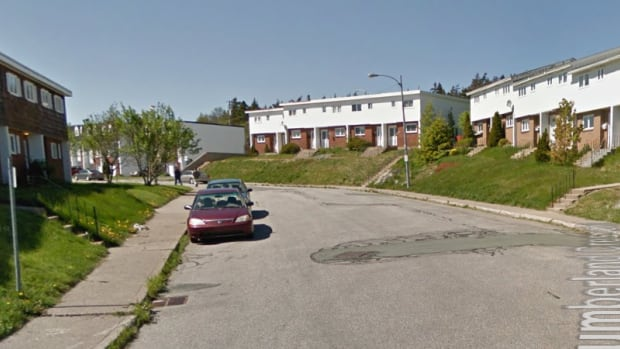 The Cumberland Housing co-op is a non-profit organization, which has 33 units on Cumberland Crescent.