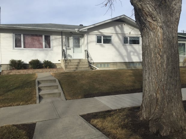 Martha Ropchan home in west Edmonton