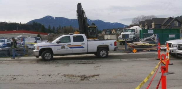 Chilliwack accident