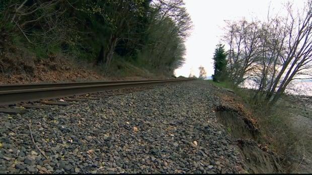 White Rock railway