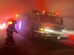 Gatineau Fire Aylmer Road