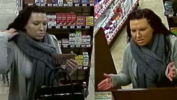 Kingston police are looking for this woman who they believe impersonated a Kanata pharmacist in an attempt to get a fentanyl prescription.