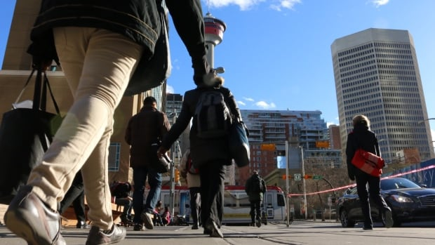Calgary's downtown is focused largely on daytime business, but shifts in land-use rules could change that and boost revenue for the city.