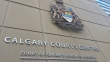 Calgary 6155 court courts building downtown queens bench provincial