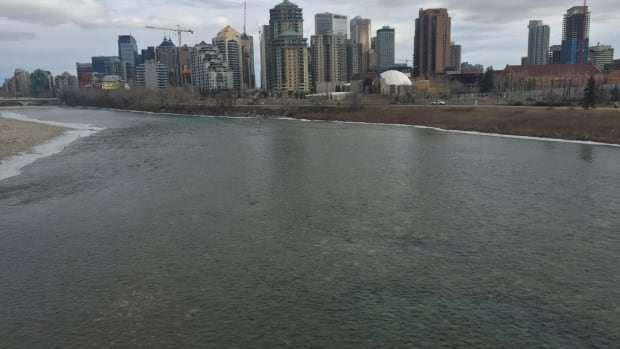 Temperatures in Calgary are back into the single digits this week.